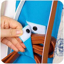 Органайзер для ювелирных украшений Bags jewelry scarves Admission Fishing Bag, фото 3