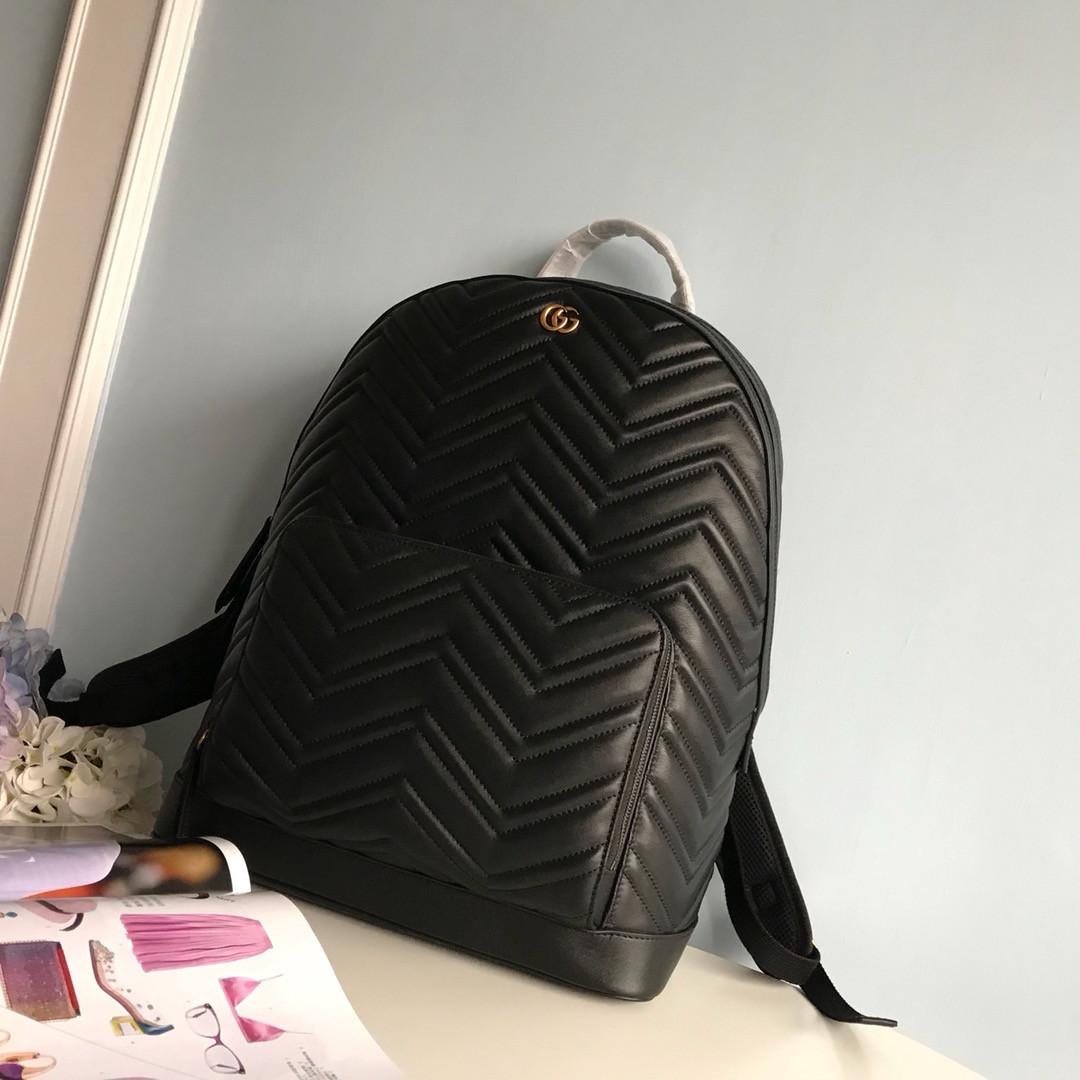 Стеганый рюкзак Gucci