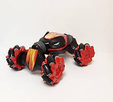 Машинка-перевертыш с роликовыми колесами Hyper Fire (34 см)