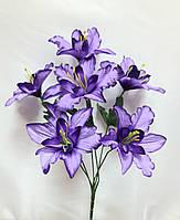 Букет орхидейка (20 шт в уп) - искусственные цветы опт одесса, фото 1