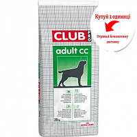 Корм Роял Канин Клуб СС Royal Canin Club CC Adult 20 кг