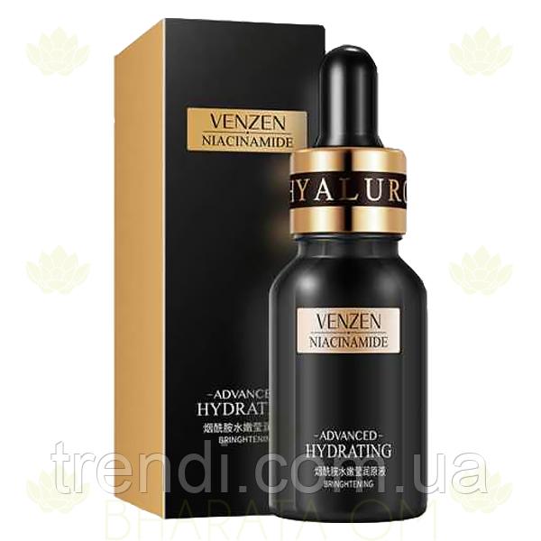 Сироватка для обличчя Venzen Niacinamide Advanced Hydrating