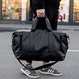 Велика шкіряна дорожня сумка mod.CROSSROAD, фото 2
