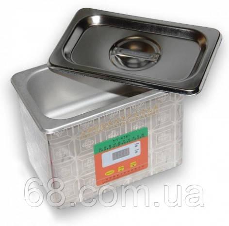 Ультразвуковая ванна мойка для плат форсунок инструмента NT 220В