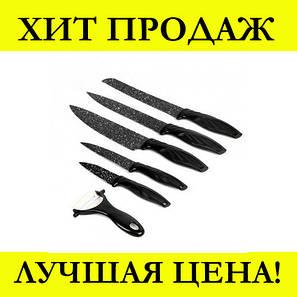 """Набор ножей """"Сила Гранита""""  6 предметов, фото 2"""