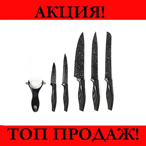 """Набор ножей """"Сила Гранита""""  6 предметов- Новинка"""