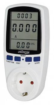 Измерительный прибор EnerGenie EG-SSM-01 White (Ваттметр)