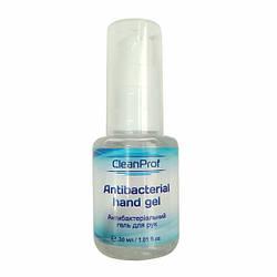 Антибактериальный гель для рук CleanProf 30 мл