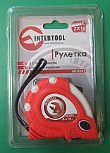 Рулетка вимірювальна Intertool МТ-0303 (3 метри)