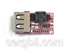 Понижуючий DC-DC (12-24В)/(5В 2А USB)