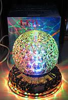 Светодиодная вращающаяся диско-лампа RHD-97-1, фото 1