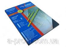 Обкладинка bindMARK Кристал А4, 180мкн, сині, ПВХ