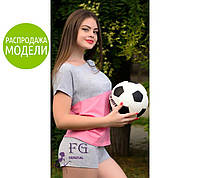 """Костюм летний из трикотажа """"Sport line"""", фото 1"""