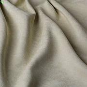 Однотонна декоративна тканина велюр білого кольору, Туреччина 121000v2