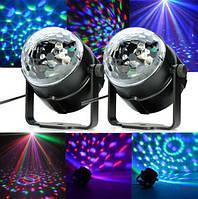 Светодиодный дискошар Led Party Light с пультом, фото 1