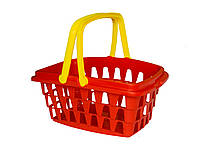 Детская пластиковая корзинка ТехноК 3053