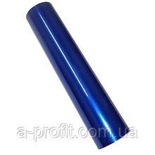 Фольга металлик №07, синяя (рул.)
