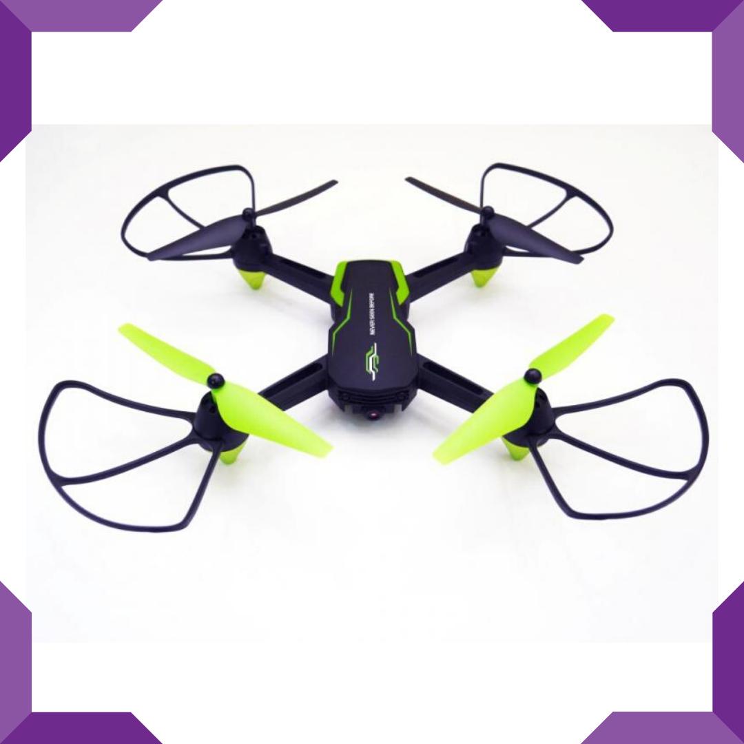Квадрокоптер c WiFi камерой, переворот на 360 градусов,летающий дрон, HC676