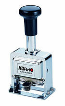 Нумератор KW-triO 20600, 6 цифр (шт.)