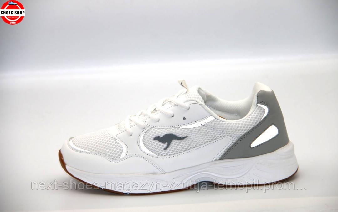 Кроссовки KangaROOS 31111 000 0001 white grey