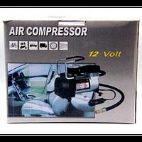 Насос автомобильный с манометром, Компрессор HH399 AIR COMRPRESSOR