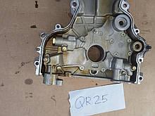 Масляный насос с крышкой QR20DE QR25DE X-Trail T30 Primera P12 2000-2007 Teana J31 2.0 2.5