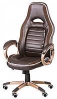 Кресло геймерское Special4You Ariеs Brown (E1038)