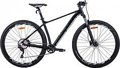 """Велосипед 27.5"""" Leon XC-60 2020 (чорний (м))"""