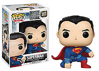Фигурка Funko Pop Фанко Поп Лига справедливости Супермен Justice League Superman 10 см JL S 207
