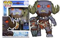 Фигурка Funko Pop Фанко ПопОгненный ТролльБог Войны God of War 4Fire Trollgame GW FT 271