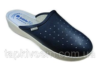 Сабо женские Inblu синие 46452