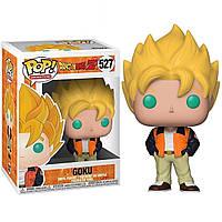 Фигурка Funko Pop Фанко Поп Жемчуг дракона Гоку Dragon Ball Goku 10 см Anime DB G 527