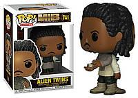 Фигурка Funko Pop Фанко Поп Близнецы-инопланетяне Люди в черномMen in Black Alien Twins MB AT 741