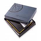 Шкіряний чоловічий гаманець BETLEWSKI з RFID 9,8 х 12,5 х 2,5 (BPM-3DP-60) - чорний, фото 9