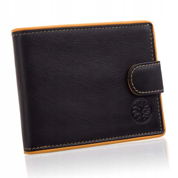 Шкіряний чоловічий гаманець BETLEWSKI
