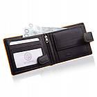 Шкіряний чоловічий гаманець BETLEWSKI, фото 4
