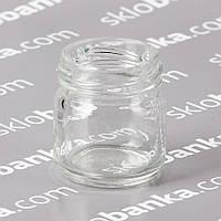 Банка стеклянная твист 0,042 л то-43 53 штуки