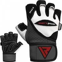 Перчатки для зала RDX Pro Lift Gel M