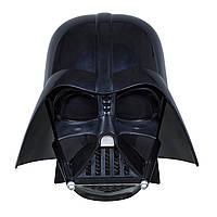 Шлем Дарта Вейдера Электронный Премиум Звездные войны Star Wars Darth Vader Premium Electronic Helmet Hasbro E0328