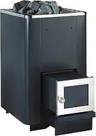 Каменка  для бани с выносом КОСТЕР К-12SL, дверка со стеклом.