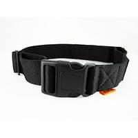 Нашийник одинарний нейлоновий Dog Collar Extrem, регульований 15мм/23-35см. 01571 чорний