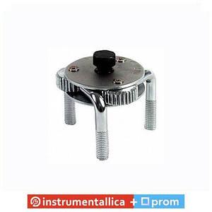 Съемник масляного фильтра трехлапый 64-120 мм T70301 Ampro