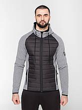 Чоловіча куртка-вітровка Riccardo VTS Меланж
