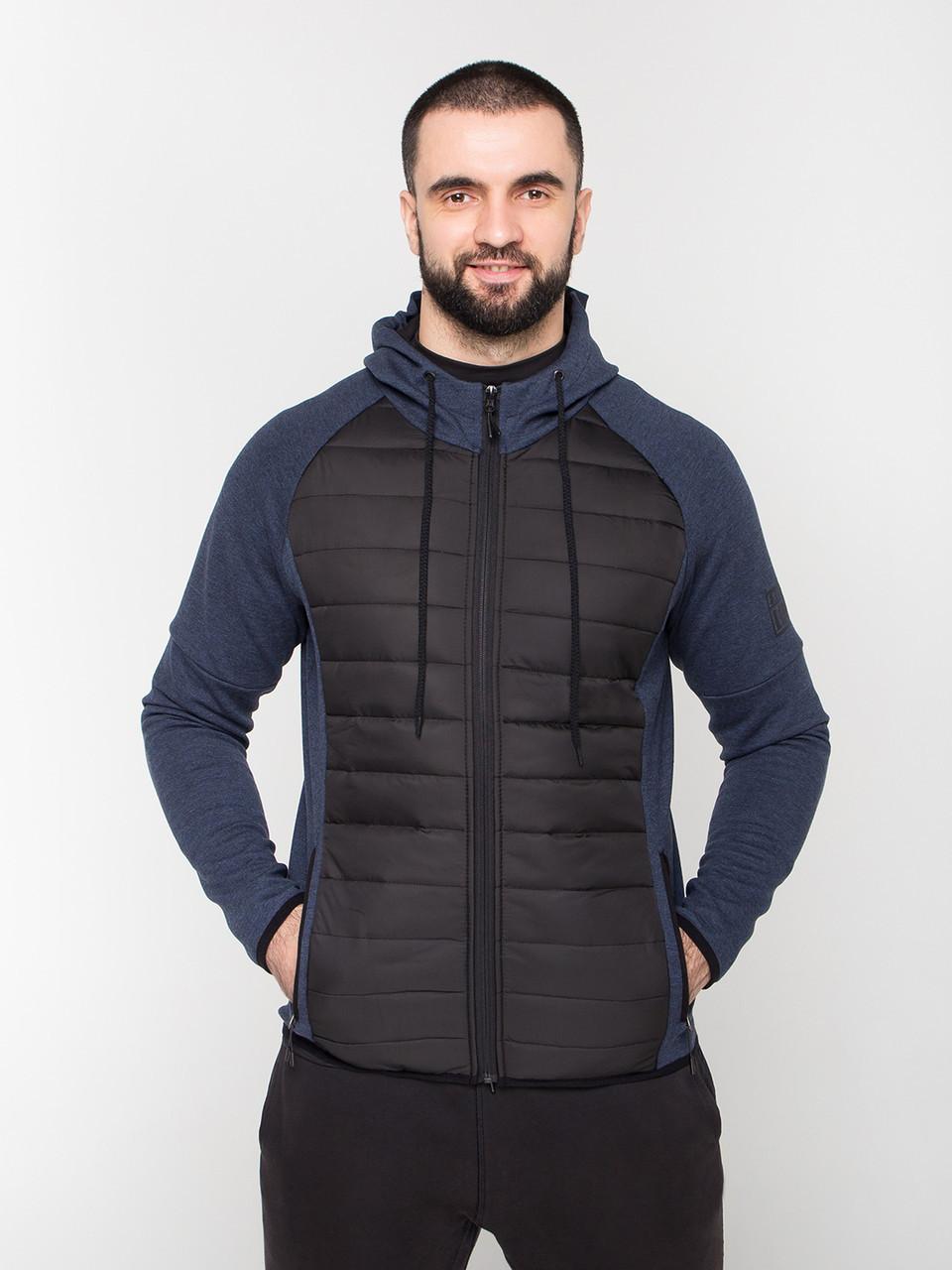 Мужская куртка-ветровка Riccardo VTS Синий Bagama
