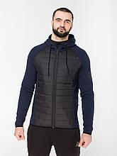 Чоловіча куртка-вітровка Riccardo VTS Синій DS