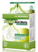 Корневое удобрение Dennerle Deponit NutriBalls для аквариумных растений, 30 шт