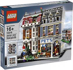 Lego Creator Expert Зоомагазин 10218