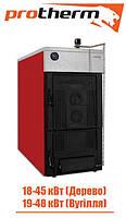 Твердотопливный котел Protherm Бобер 20 DLO 19 кВт