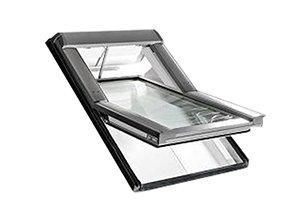 Вікно мансардне Designo WDT R45 H N WD AL 05/07 EF