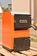 Твердотопливный котел Гелиос АОТВ-12 Резолют (СТАЛЬ 4 ММ)